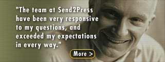 press release writing and distribution services from send2press