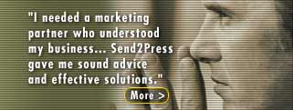 press release services from send2press
