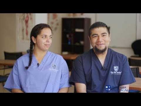 Bay Area Medical Academy Medical Assistant with Phlebotomy Graduate: Steve B.