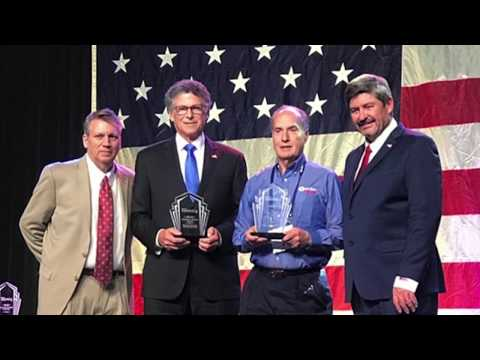 KEN RAKUSIN AND GORDON BRUSH HONORED AT THE 2019 MADE IN AMERICA CONVENTION