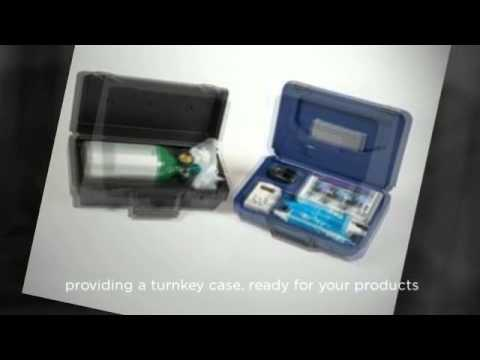 Western Case Offers a Variety of Blow Molding Carrying Cases