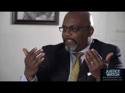 Attorney Zulu Ali - The Cost of Being a Black Lawyer Fighting for Justice