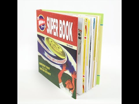 SUPER BOOK BY WHAM O