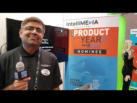 Intellimedia Networks NAB Show 2019 Booth Interview on The Chris Voss Show Podcast