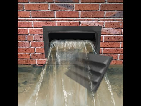 ICC Breakaway Flood Vent $99 - Covers 305 sq. ft. Area - Crawl Space Door Systems