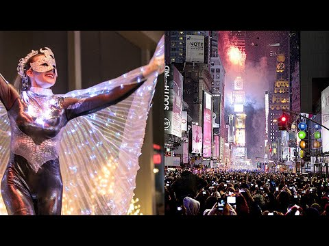 BallDropShow.com with Direct View of the Ball Drop in Times Square New York - December 31