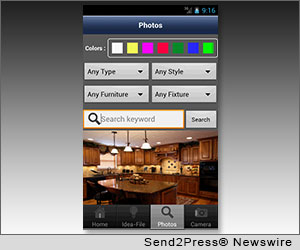 Interior Design App Receives Award For