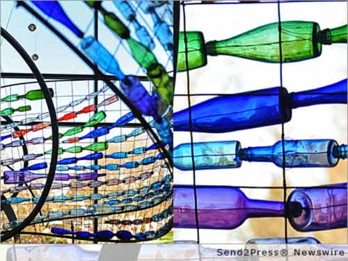 Journey of a Bottle close-up