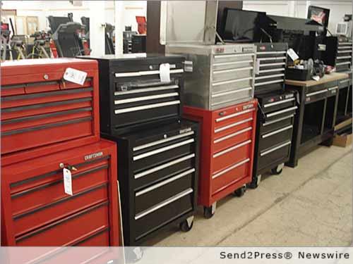 liquidation tool boxes
