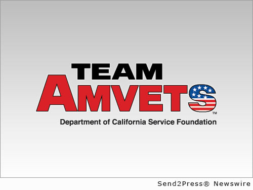 Team AMVETS Welcome Home Program