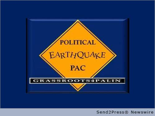 Political Earthquake PAC Grassroots4Palin
