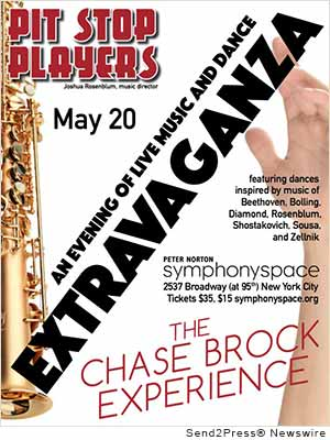 Extravaganza: An Evening of Live Music and Dance