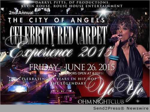 2nd Annual City of Angels Red Carpet Celebrity Experience