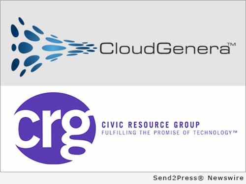 Civic Resource Group International and CloudGenera