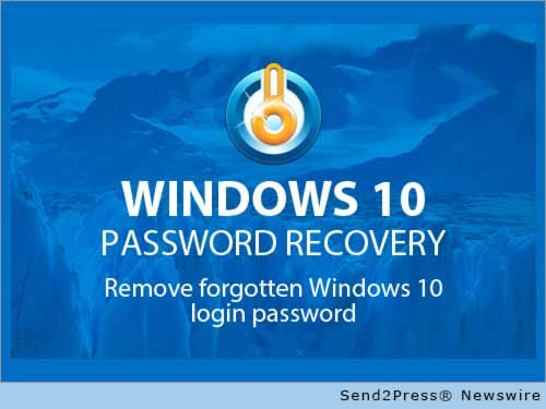 win 10 password recovery
