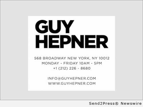 Guy Hepner art gallery