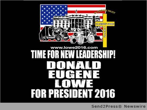 Donald Eugene Lowe