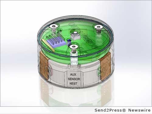 Glucose Diagnostic Sensor (GDS) Prototype