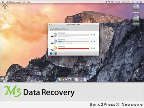 M3 Data Recovery Software