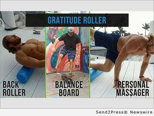 multipurpose GRATITUDE Roller