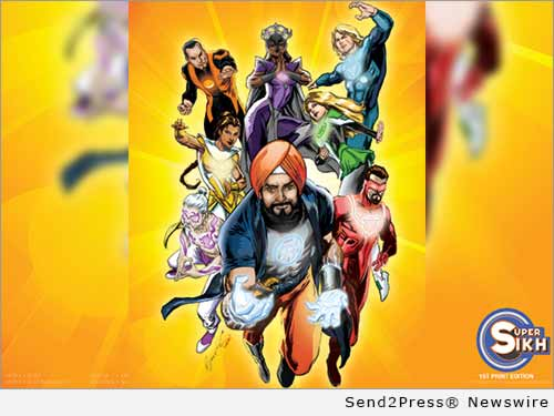 Super Sikh Comics LLC