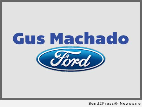 Gus Machado Ford Service >> Gus Machado Ford Celebrates Moms At Dadeland Mall Send2press