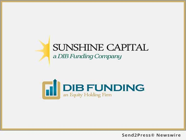 Sunshine Capital Inc a DIB Funding co