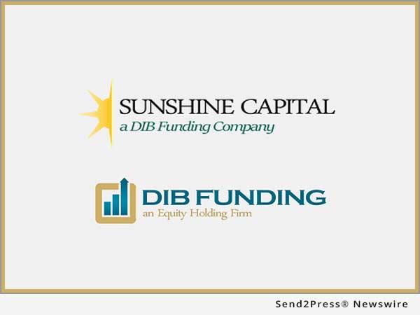 Sunshine Capital Inc a DIB Funding co