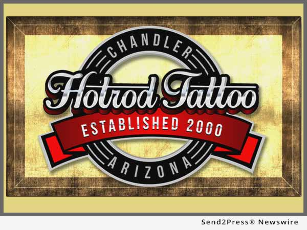 Hotrod Tattoo Arizona
