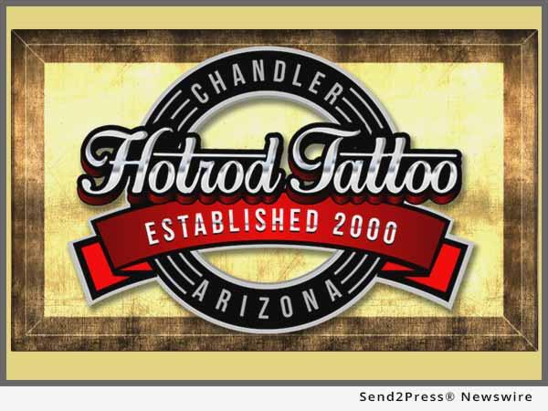 Hotrod Tattoo Arizona