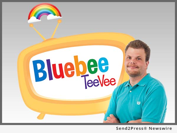James Sullivan host of Bluebee TeeVee