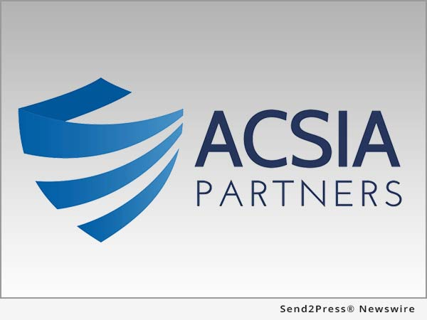 News from ACSIA Partners LLC