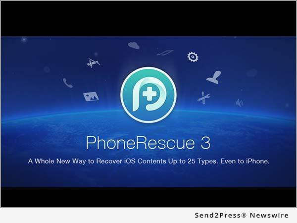 iMobie PhoneRescue 3