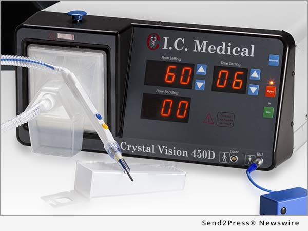 IC Medical Crystal Vision 450D