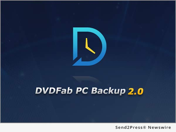 Introducing DVDFab PC Backup 2.0 – Keep PC Files, Mails and System Data Safe from Any Potential Harm