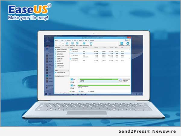 EaseUS Partition Master 11.5