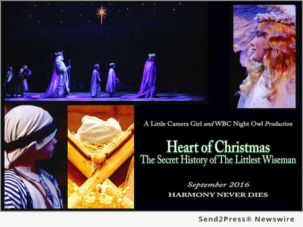 Heart of Christmas: One Gift Bears Another