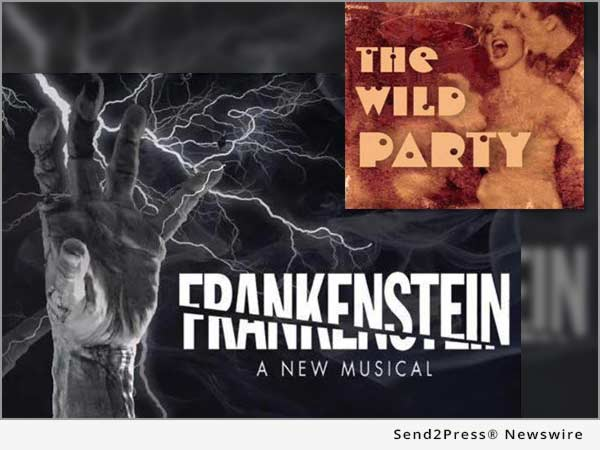 Frankenstein and The Wild Party