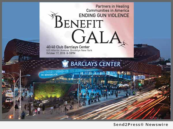 Anti-Gun Violence Gala Benefit