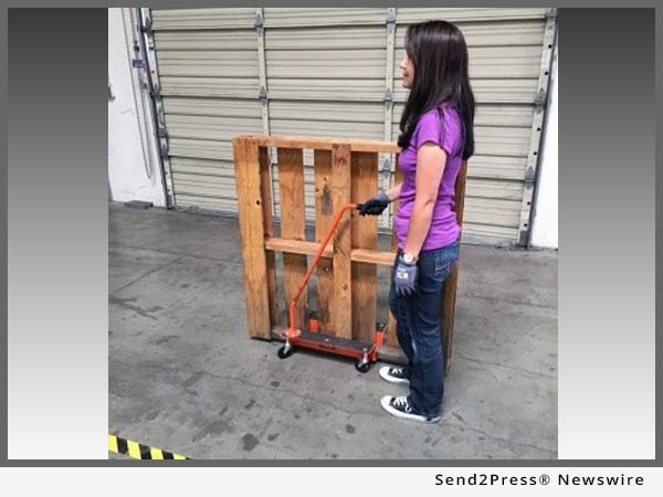 EPS No Lift Pallet Mover