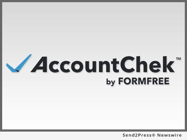 AccountChek by FORMFREE