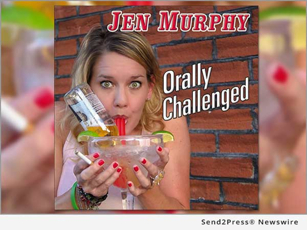 Jen Murphy - Orally Challenged CD