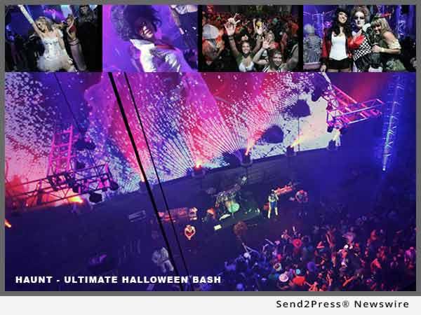 HAUNT Ultimate Halloween Bash