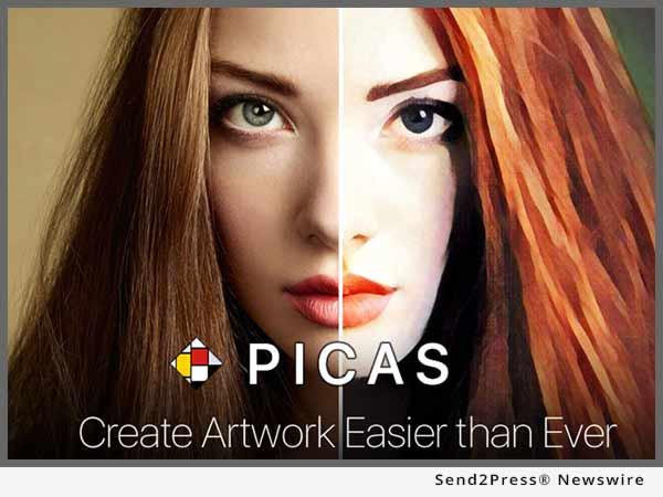PICAS Photo Editor