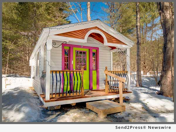 Jamaica Cottage Shop   Tiny House U201c