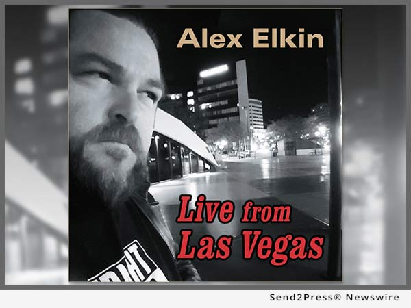 Alex Elkin Live from Las Vegas CD