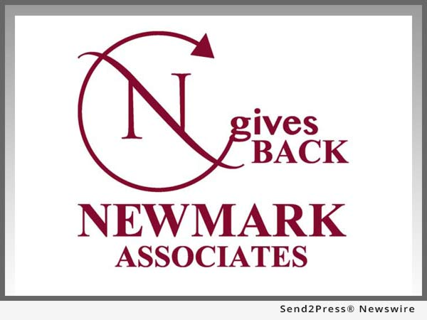Newmark Associates Gives Back