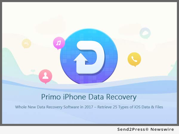 Primo iPhone Data Recovery