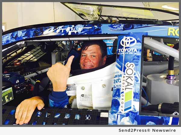driver Michael Waltrip