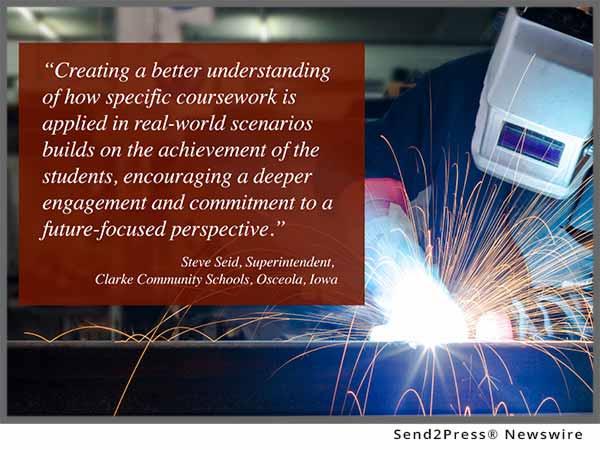 Clarke Community Schools Quote